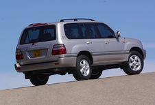 Toyota Land Cruiser 5p - 4.2 TD VX Vip A (1998)