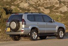 Toyota Land Cruiser 5p - 3.0 D-4D VX (2003)