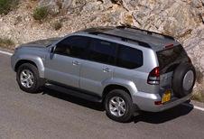 Toyota Land Cruiser 5p - 3.0 D-4D VIP (2003)