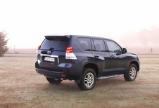 Toyota Land Cruiser 5d - 3.0 D-4D Auto Premium (2009)