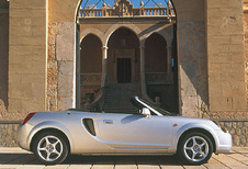 Toyota MR Roadster - 1.8 VVT-i (2000)
