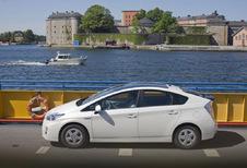 Toyota Prius - 1.8 Solar Premium (2009)