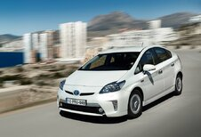 Toyota Prius - 1.8 VVT-i PHEV Hybrid Active+Lounge (2015)