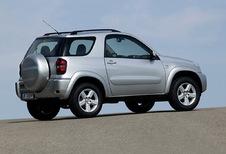 Toyota RAV4 3p - 2.0 D-4D S (2000)