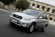 Toyota RAV4 5p - 2.0 D-4D Limited Edition (2000)