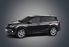 Toyota RAV4 5p - 2.2 D-4D 4x4 Premium (2013)