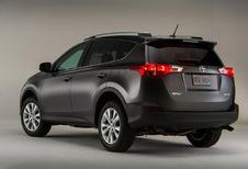 Toyota RAV4 5d - 2.2 D-4D DPF Premium 4x4 (2015)