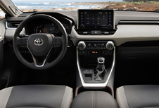 Toyota RAV4 5d - 2.5 VVT-i Hybrid Premium Plus E-CVT (2019)