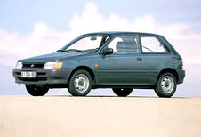 Toyota Starlet 3p - 1.3 Si (1989)