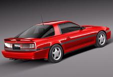 Toyota Supra - 3000i Turbo (1986)