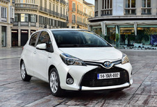 Toyota Yaris 5p - 1.5 VVT-i Hybrid Optimal Go (2014)