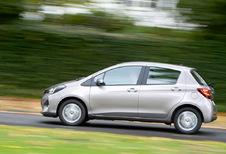 Toyota Yaris 5p - 1.5 VVT-i Hybrid Optimal Go (2014)