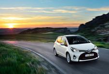 Toyota Yaris 5p - 1.5 VVT-i HYbrid Pure (2016)