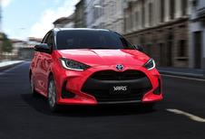 Toyota Yaris 5d - 1.5 Dual VVT-ie Comfort (2019)