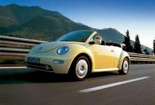 Volkswagen Beetle Cabrio - 1.4 (2003)