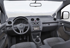 Volkswagen Caddy 5p - 1.9 TDi 105 (2007)
