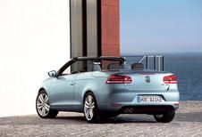 Volkswagen EOS - 2.0L CR TDi 100kW DPF (2015)