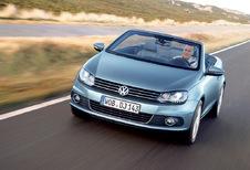 Volkswagen EOS - 1.4L TSi 118kW (2015)