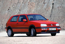 Volkswagen Golf III 3p - 1.9 TD Rabbit (1991)