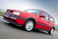 Volkswagen Golf III 3p - 1.9 TDI Rabbit (1991)