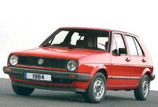 Volkswagen Golf II 5d - 1.3 CL (1983)