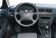 Volkswagen Golf IV 5d - 1.9 TDi Base (81kW) (1997)