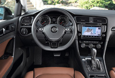 Volkswagen Golf VII 5d - 1.4 TSi 110kW ACT DSG BMT Edition (2015)