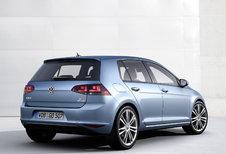 Volkswagen Golf VII 5d - 1.2 TSi 81kW DSG BMT Edition (2016)