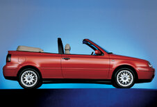 Volkswagen Golf Cabriolet - 1.9 TDI Comfortline (1998)