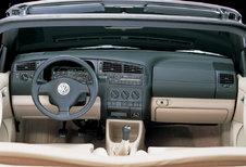 Volkswagen Golf Cabriolet - 1.9 TDI Highline (81kW) (1998)