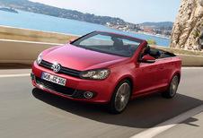 Volkswagen Golf Cabriolet - 1.6 TDi (2011)