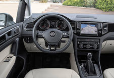 Volkswagen Golf Sportsvan - 1.6 TDI Highline (2014)