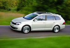Volkswagen Golf Variant - 1.9 TDi Comfortline (2007)