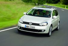 Volkswagen Golf Variant - 1.9 TDi Trendline (2007)