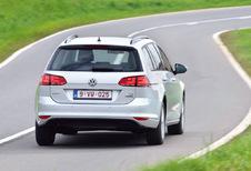 Volkswagen Golf Variant - 1.6 CR TDi 77kW BMT 4Motion Trendline (2015)