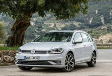 Volkswagen Golf Variant - 1.6 TDi Highline (2020)