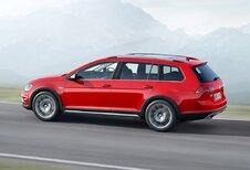 Volkswagen Golf Variant Alltrack - 2.0 TDi 110kW 4Motion Alltrack (2018)
