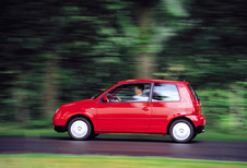 Volkswagen Lupo - 1.4 TDI Sunshine (1998)