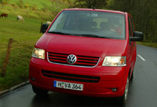 Volkswagen Multivan - 2.5 TDI 130 Highline 4Motion (2003)