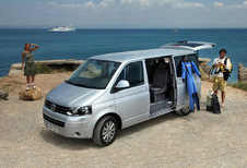 Volkswagen Multivan 4p - 2.0 TDI 140  4Motion (2009)