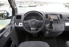 Volkswagen Multivan 4p - 2.0 TDI 140 Trendline (2009)