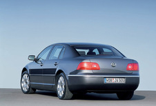 Volkswagen Phaeton - 3.0 V6 TDi 4Motion 5places (2002)
