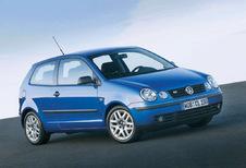 Volkswagen Polo 3p - 1.4 Base (2001)