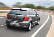 Volkswagen Polo 3p - 1.6 TDi 90 BlueMotion Technology Highline (2009)