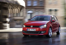 Volkswagen Polo 5p - 1.6 TDi 90 BlueMotion Technology Highline (2009)