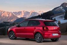 Volkswagen Polo 5p - 1.2 66kW Cross BMT (2017)