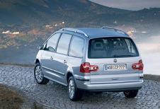Volkswagen Sharan - 2.0 TDi 140 Executive (2000)