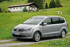 Volkswagen Sharan - 2.0 TDi 170 DSG Highline (2010)