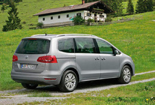 Volkswagen Sharan - 2.0 TDi 136 Highline (2010)