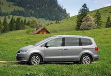 Volkswagen Sharan - 2.0 TDi 170 DSG Highline (2010)